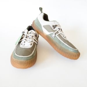 Hybrid Green Label  Curious Eco Ortholite Shoes